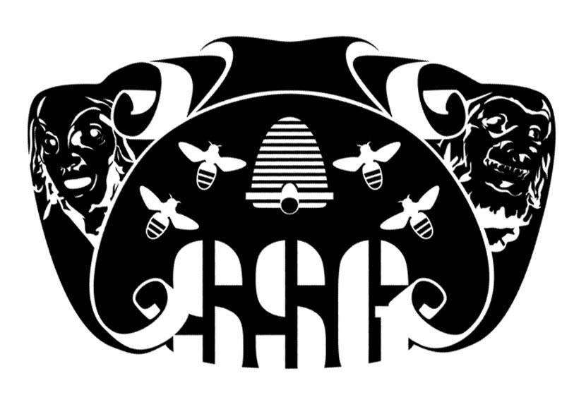 Črnobel logo.