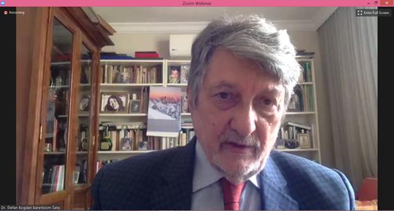 Dr. Stefan Bogdan Barenboim Salej
