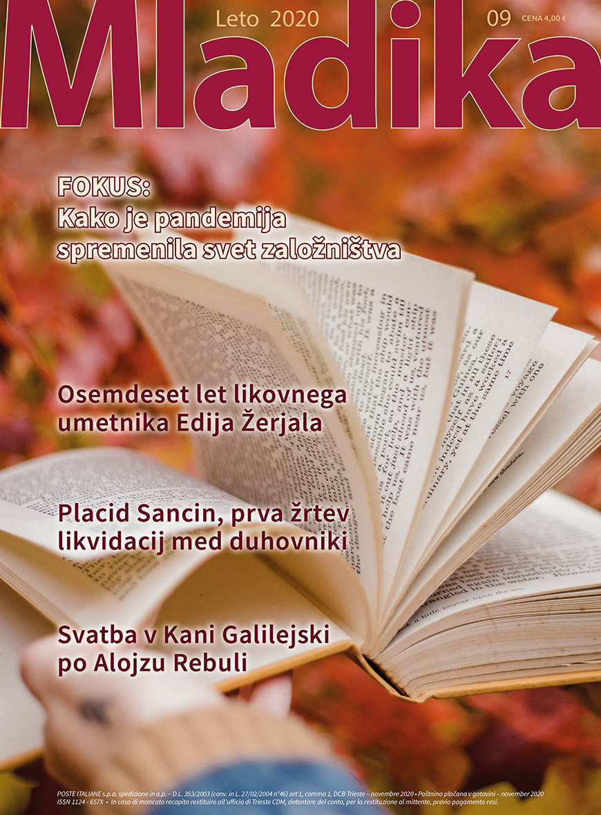 Letak revije Mladika