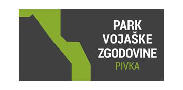 logotip parka vojaške zgodovine pivka
