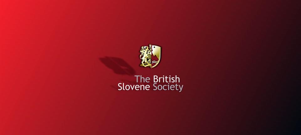 logotip Britansko-slovenskega društva v Londonu