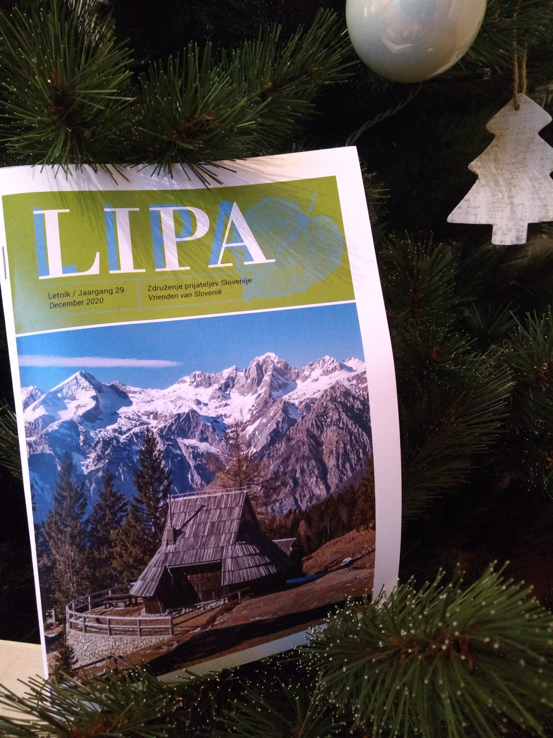 Časopis Lipa.