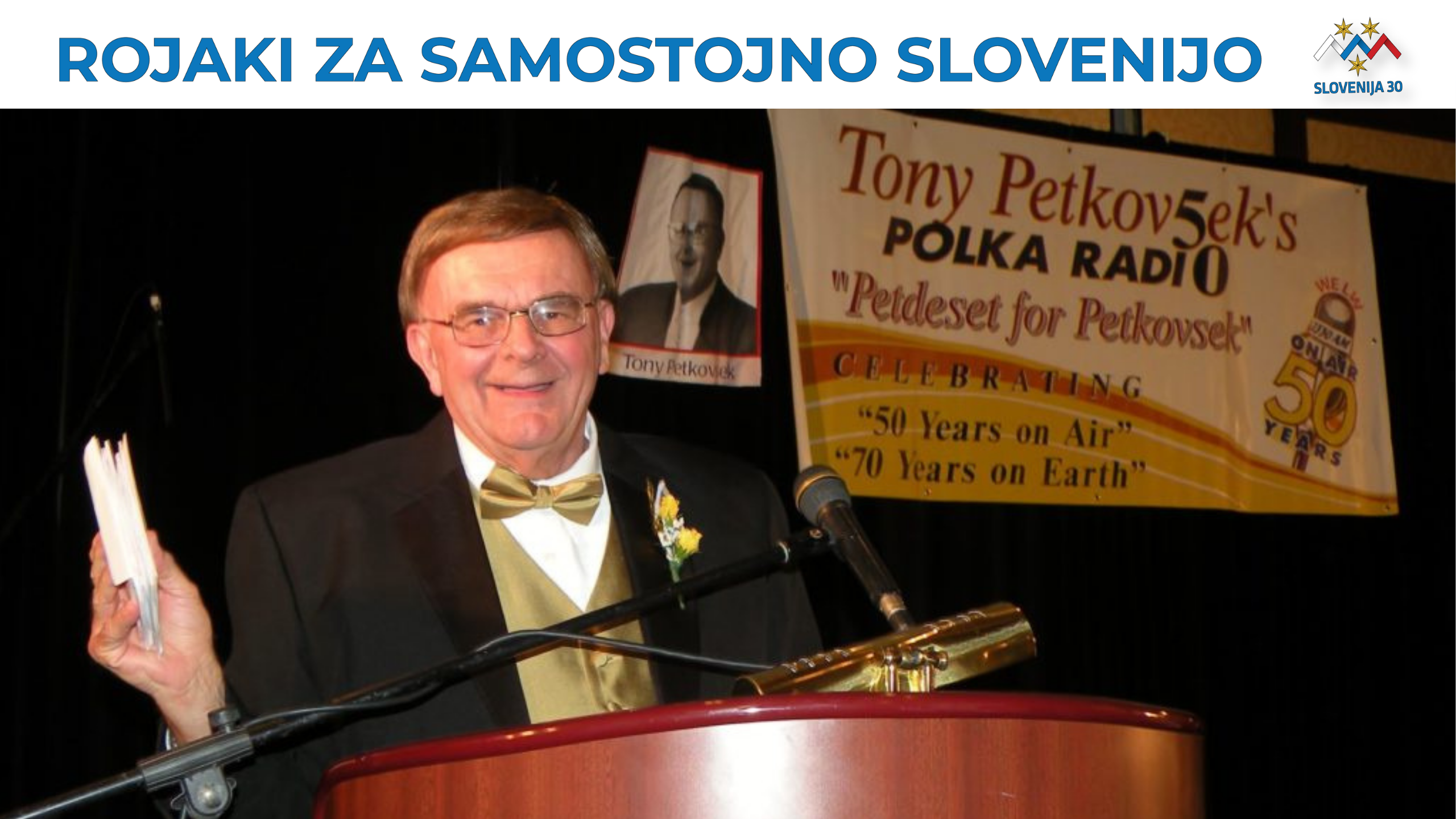 Tony Petkovšek.