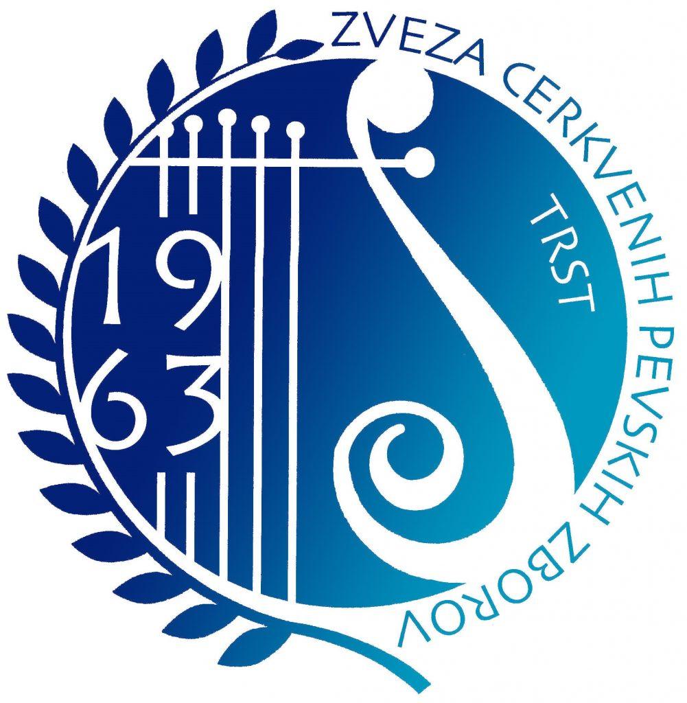 Logotip Zveze cerkvenih pevskih zborov