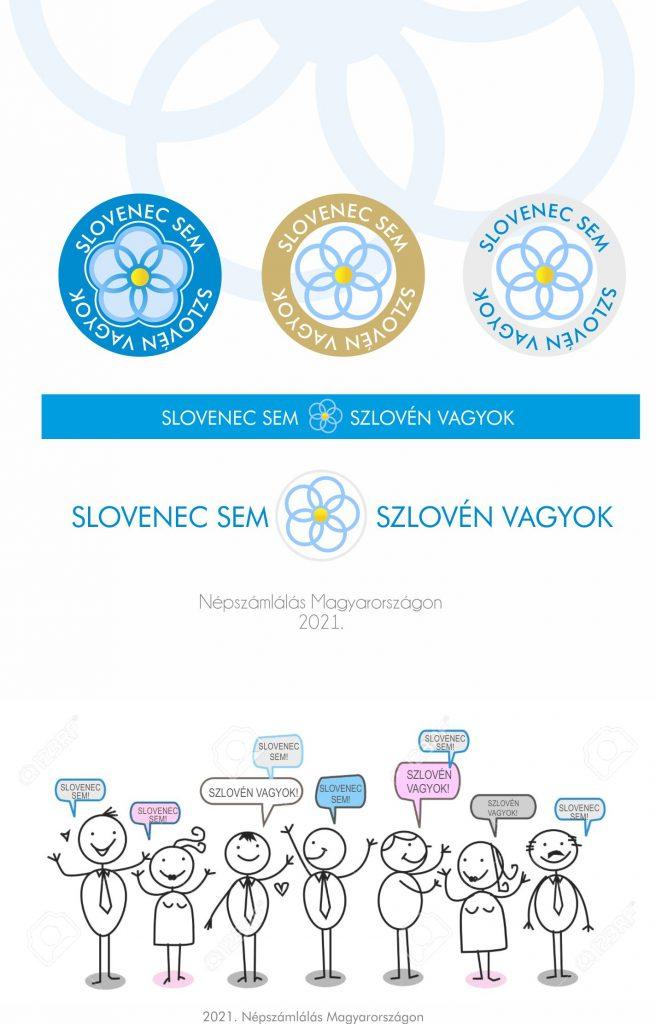 Plakat Slovenec sem.