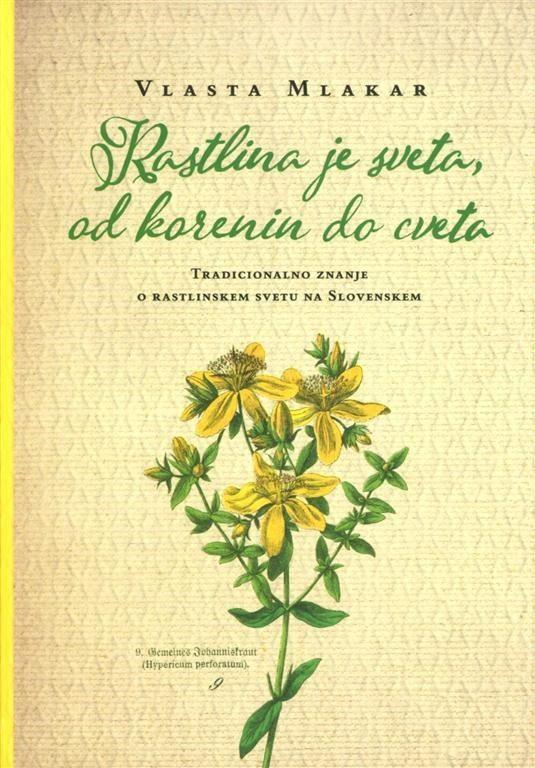 Naslovnica knjige v slovenščini.