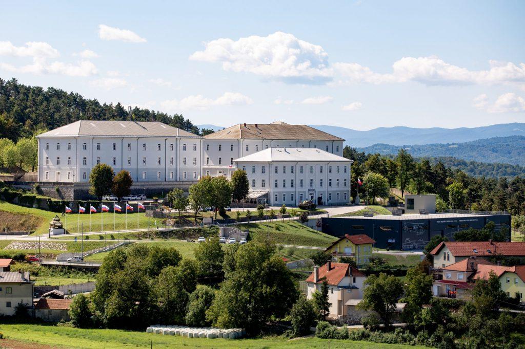 Fotografija muzeja od zunaj.
