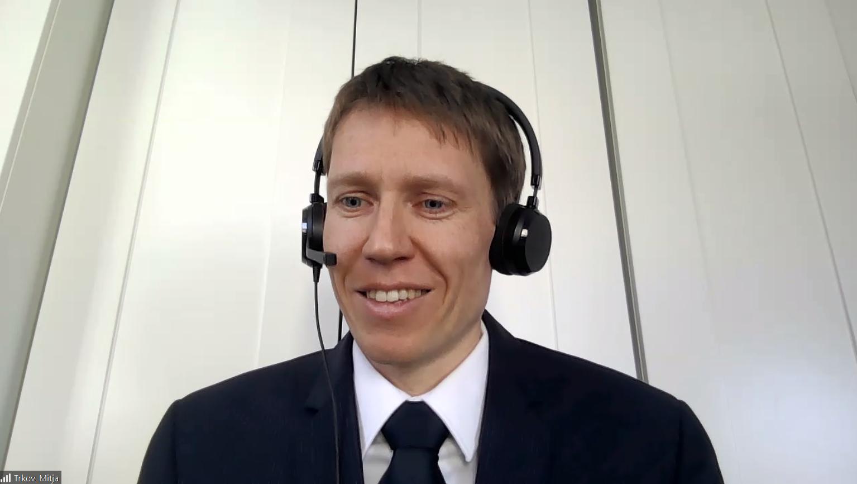 Mitja Trkov, Ph.D.: Kako lahko roboti preprečijo padce?