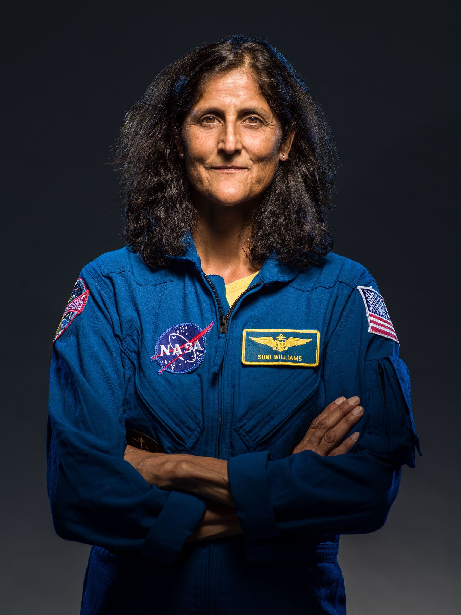 Sunita Williams, prejemnica nagrade