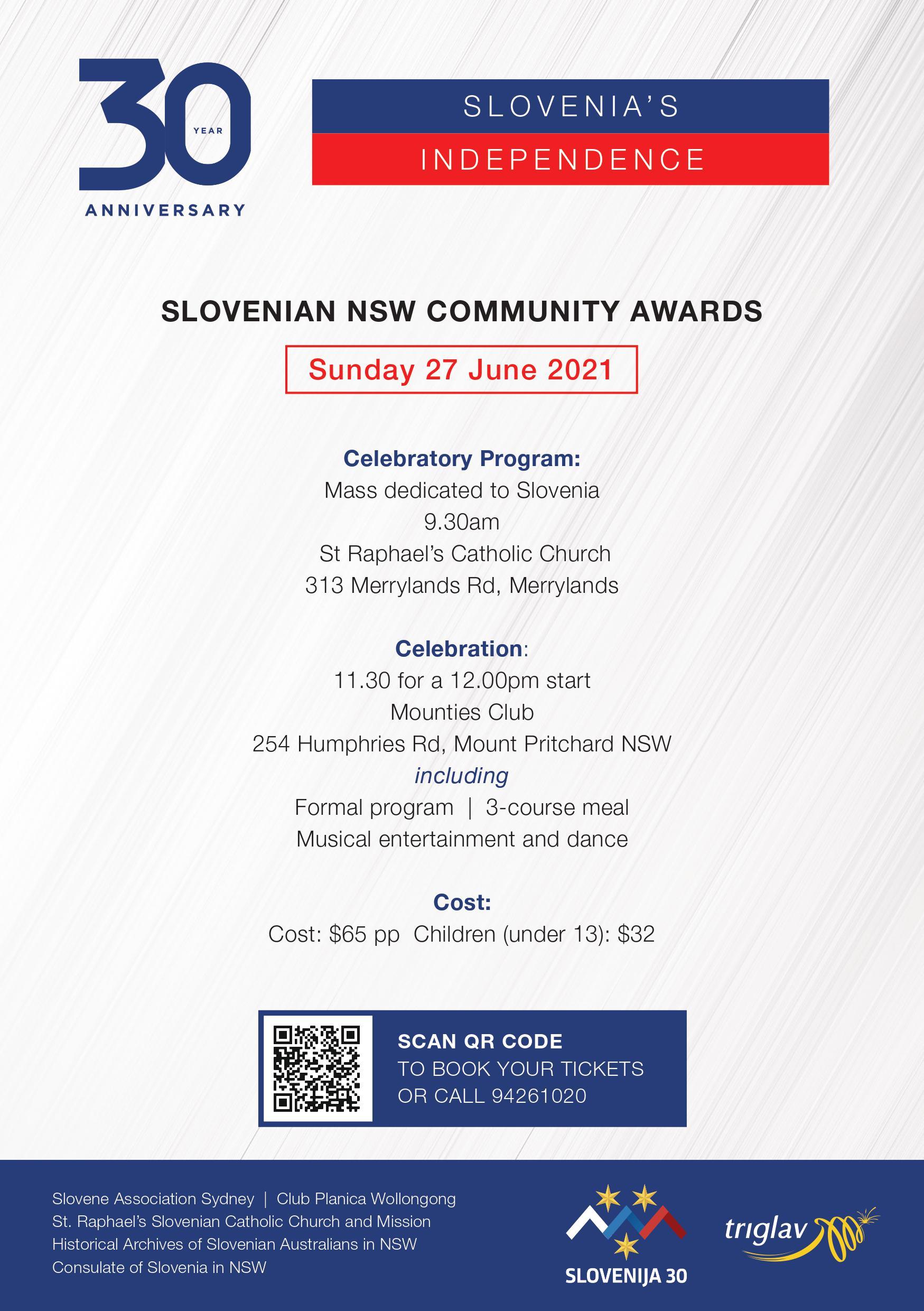 slovenska skupnost v Novem Južnem Walesu