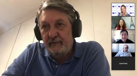 dr. Štefan Bogdan Šalej, vodja projekta organzacije SGBN