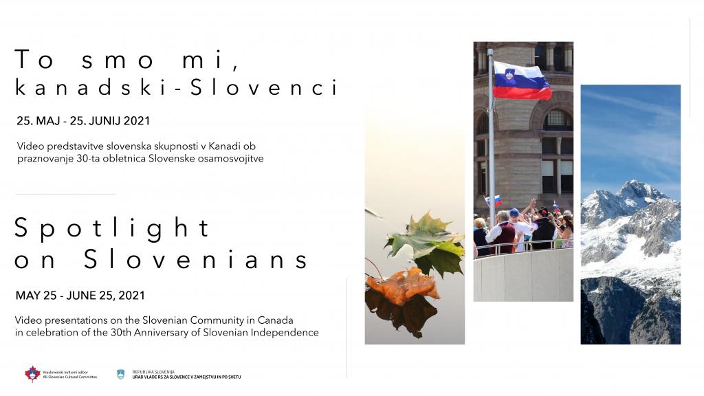 To smo mi kanadski-slovenci