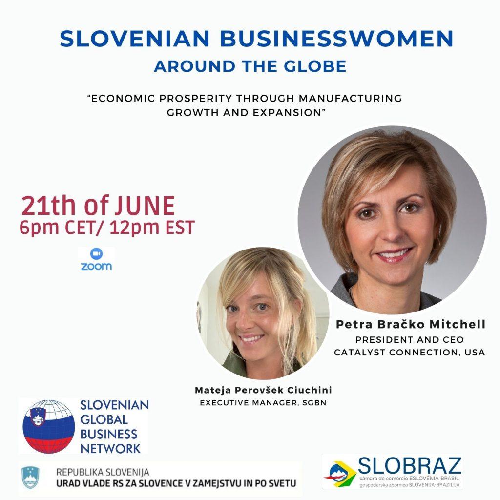 Slovenian Businesswomen