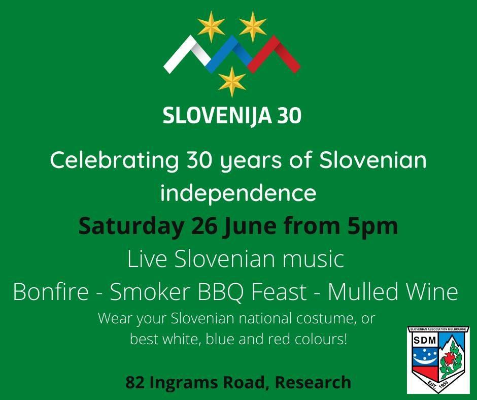 Slovenian Association Melbourne